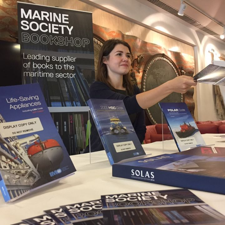 MARINE SOCIETY AT IMO CONFERENCE