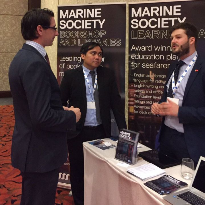 Marine Society at Crew Connect