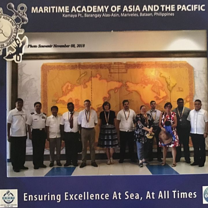 Marine Society at Crew Connect Global 2018