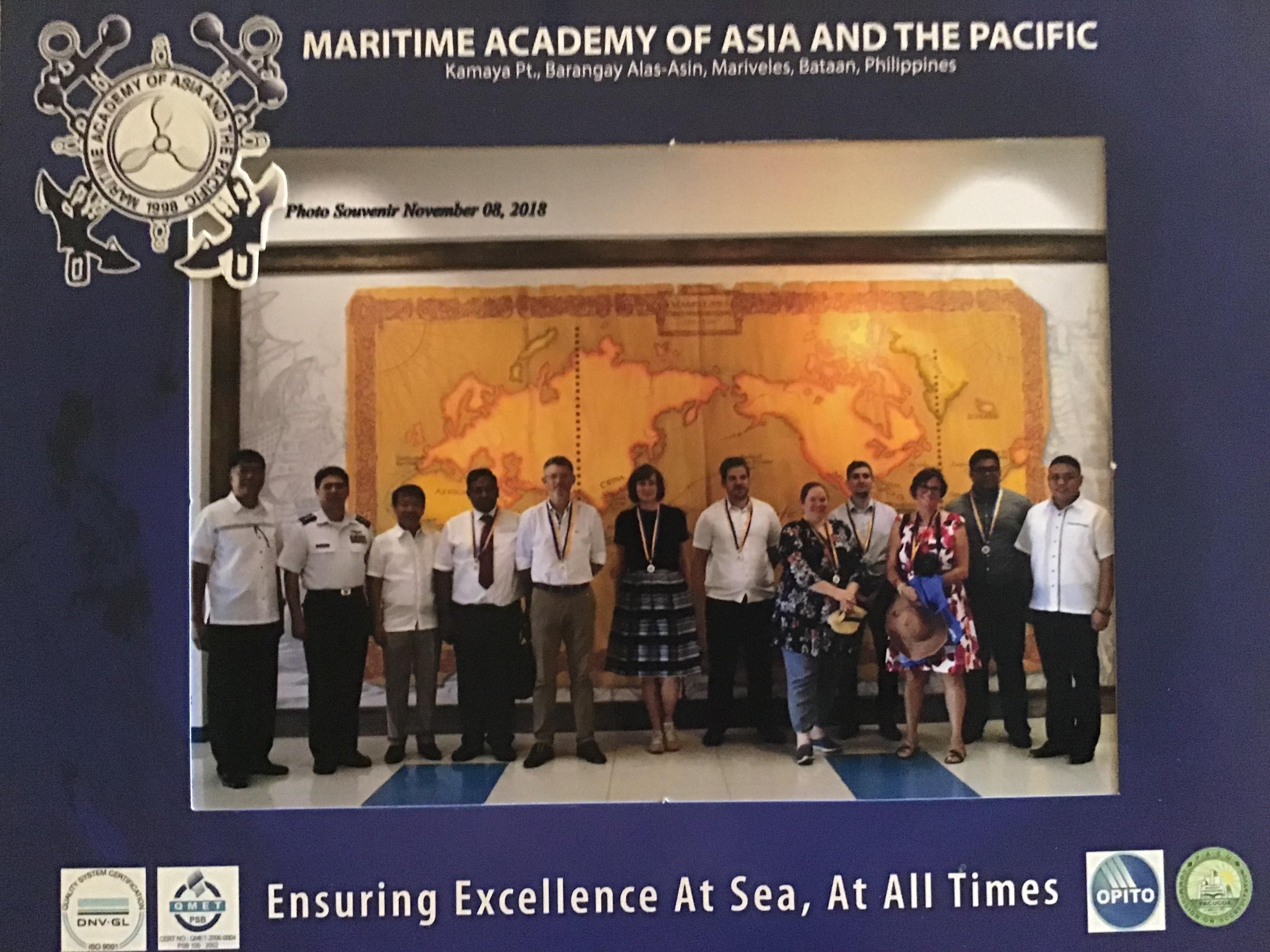 Marine Society at Crew Connect Global 2018 - Marine Society