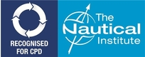 Learn@Sea is recognised by the Nautical Institute for CPD